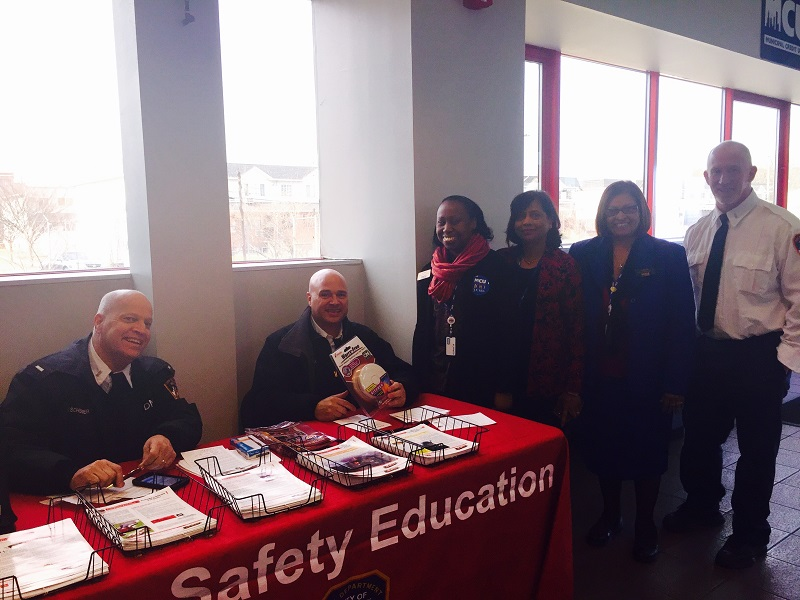 Fire Safety at Brooklyn Postal