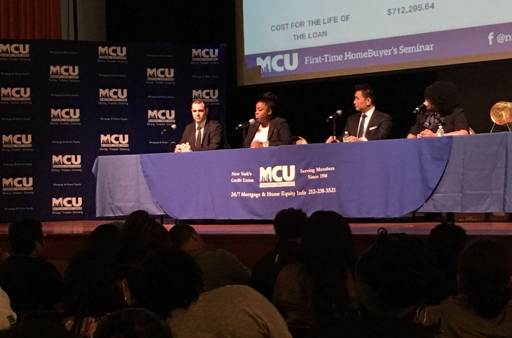 MCU Hosts Second First-Time Homebuyers Seminar of 2018