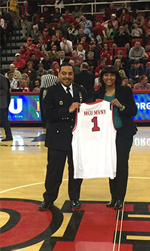 Mcu Credit Union >> MCU Honors NYPD Inspector Jeffrey D. Schiff as Most Valuable New Yorker