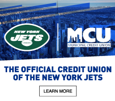 MCU Official Credit Union of the NY Jets