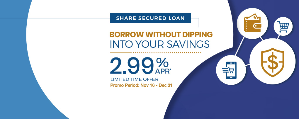Share Secured Loan