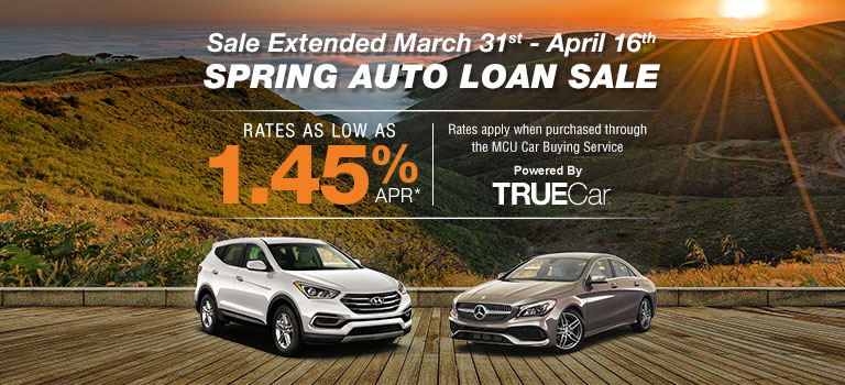 Spring Auto Loan 2018