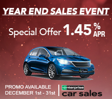 Enterprise Year End Sales Event