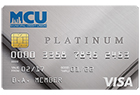 mcu platinum credit cards
