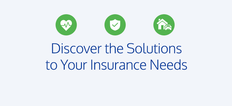 Combined insurance solution
